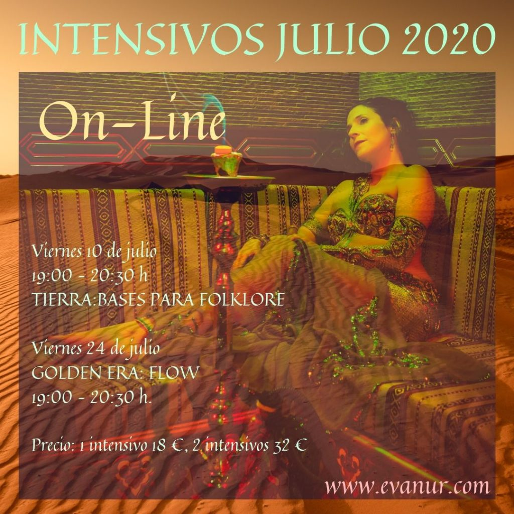 Intensivos julio 2020 on-line